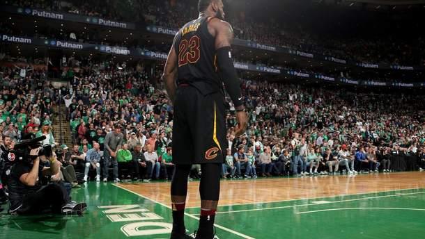 """""""Кливленд"""" обыграл на выезде """"Бостон"""" и вышел в финал НБА"""