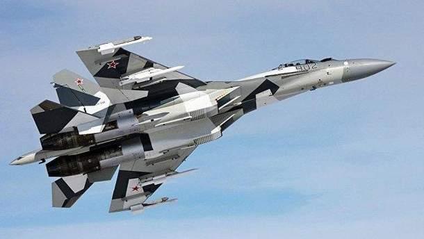 Винищувач Су-35