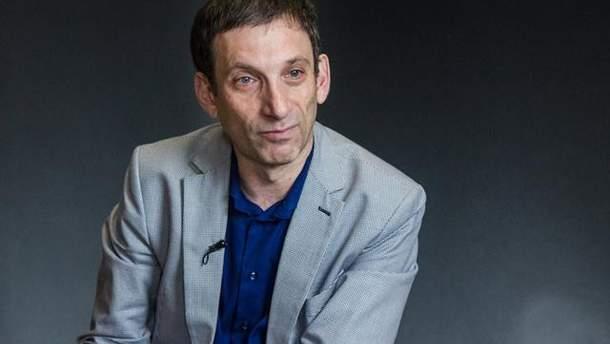 Віталій Портников вважає шкідливим швидке повернення Донбасу та Криму під контроль України
