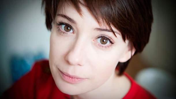 Российская актриса Чулпан Хаматова