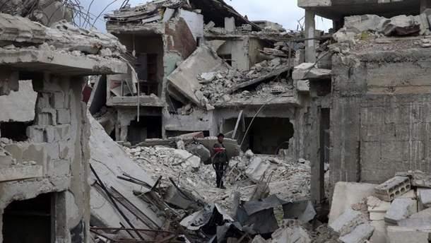 ЄС продовжив санкції проти Сирії