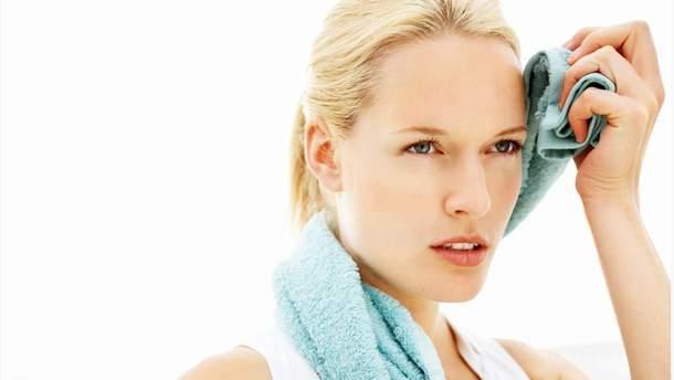 Дерматолог объяснила, как уменьшить выделение пота