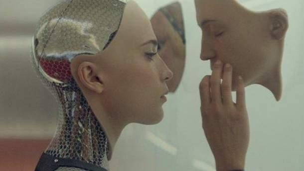 Кадр із фільму Ex Machina