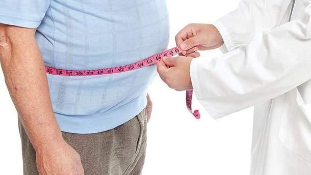 Ожиріння корисне при інфекційних захворюваннях