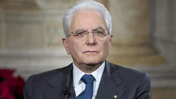 Коаліція популістів та євроскептиків погрожує президенту Італії імпічментом