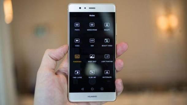 Самые крутые смартфоны от Huawei