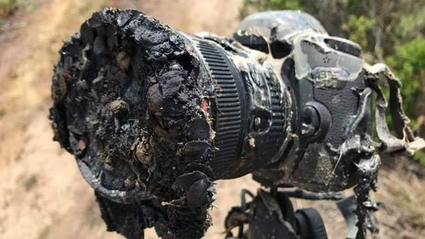 Что в действительности случилось с камерой NASA