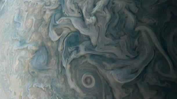 Нові фото поверхні Юпітера