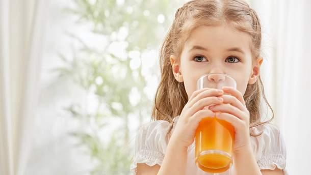 Фруктовый сок может вызвать ожирение