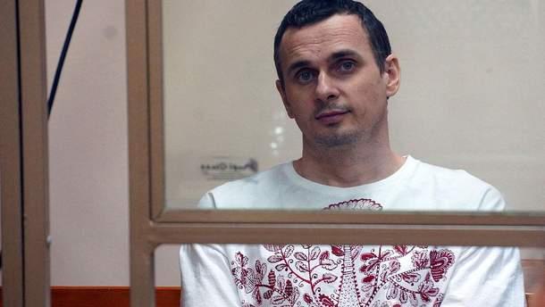 Олег Сенцов голодує з 14 травня
