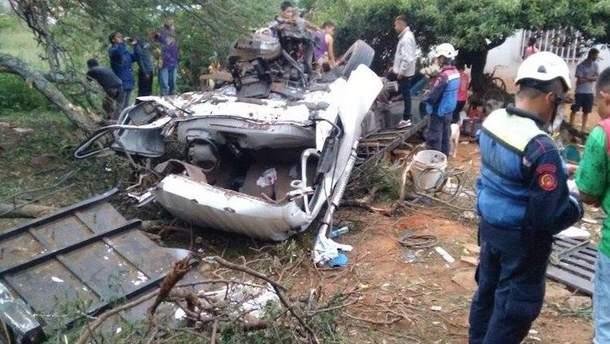 Авария в Венесуэле