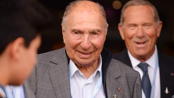Серж Дассо помер в Парижі у 93 роки