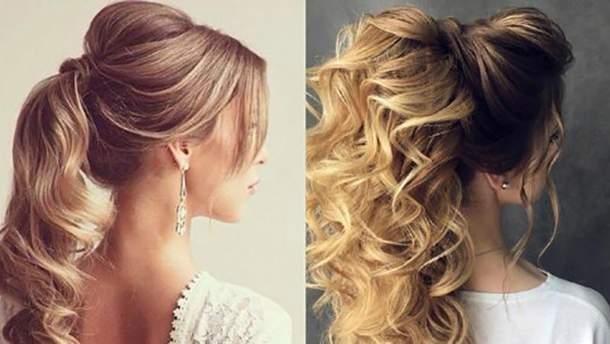 Стильні зачіски на літо
