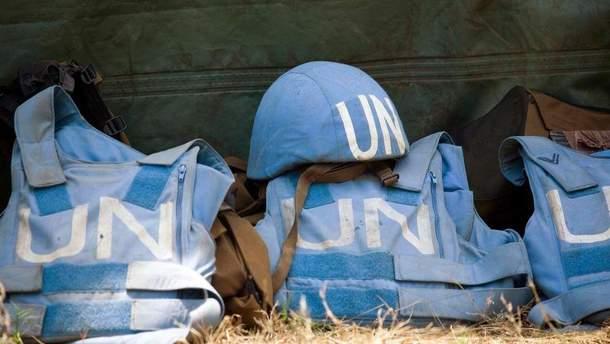 Миротворцы на Донбассе помогут вернуть мир в Украину