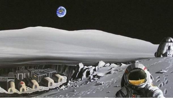 Як відбуватиметься колонізація Місяця