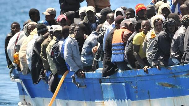 Біженці з Африки