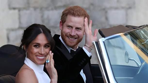 Медовый месяц принца Гарри и Меган Маркл