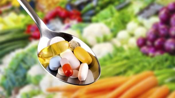 Як вітамінні додатки впливають на організм людини