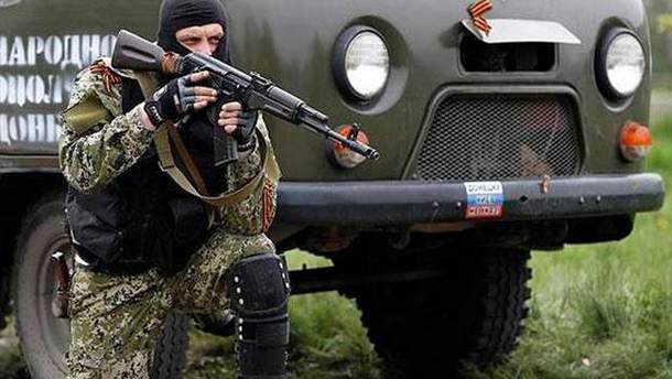 У проросійських бойовиків немає шансів на успішний наступ на позиції ЗСУ на Донбасі