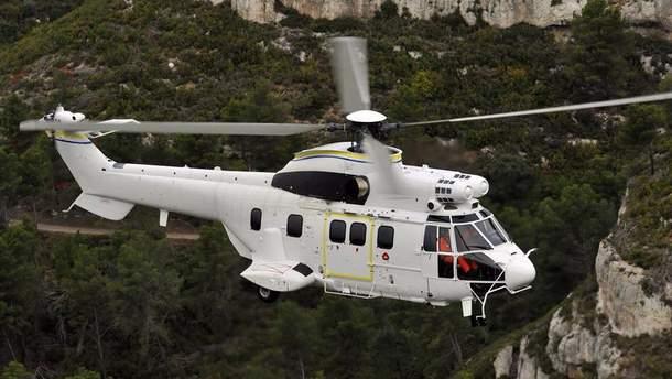 Французский вертолет