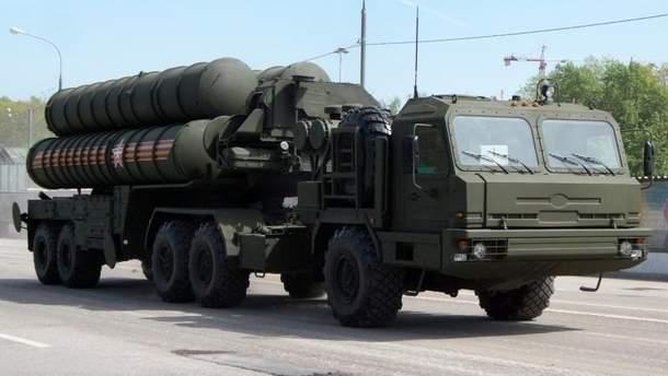 """Индия будет закупать у России ЗРК С-400 """"Триумф"""""""