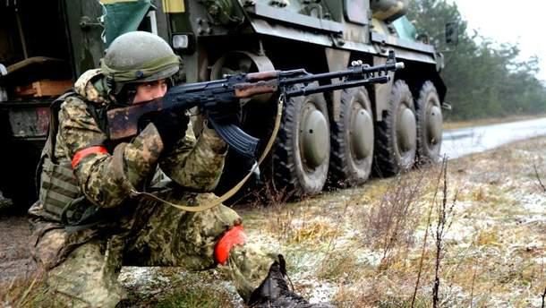Порошенко розповів про спроби бойовиків іти в наступ на Донбасі