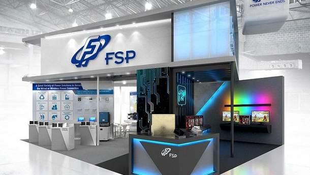 FSP презентує новий потужний блок живлення Hydro PTM +