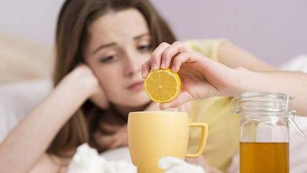 Чому пити гаряче під час застуди дуже шкідливо