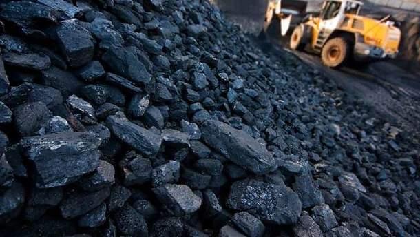 Украинцы резко увеличили потребление угля