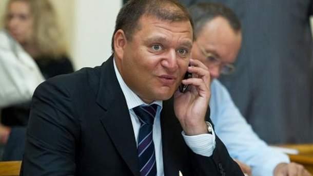 Добкин оскорбительно высказался  об украинском языке
