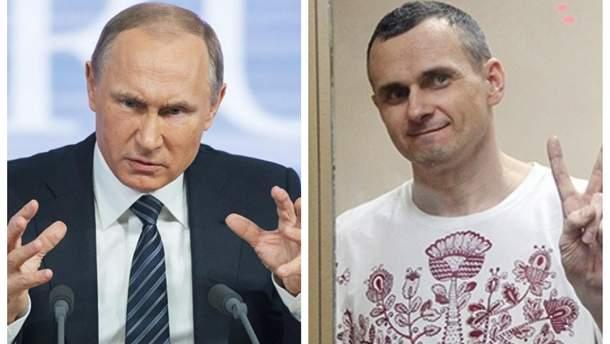 Путін не звільнить Сенцова до ЧС-2018, вважає історик