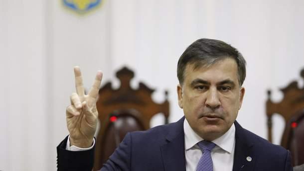 """Саакашвили представит в Польше """"абсолютно новую модель"""" Украины"""