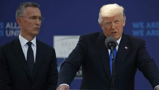 Вихід Америки з НАТО стане найбільшим подарунком Трампа Путіну