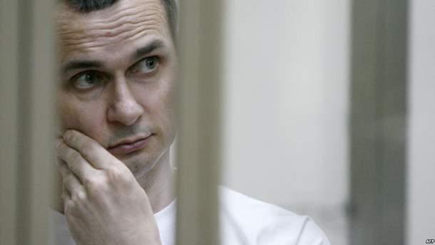Признаков того, что Россия согласится обменять Сенцова на Вышинского, нет