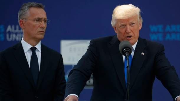 Выход Америки с НАТО станет самым большим подарком Трампа Путину