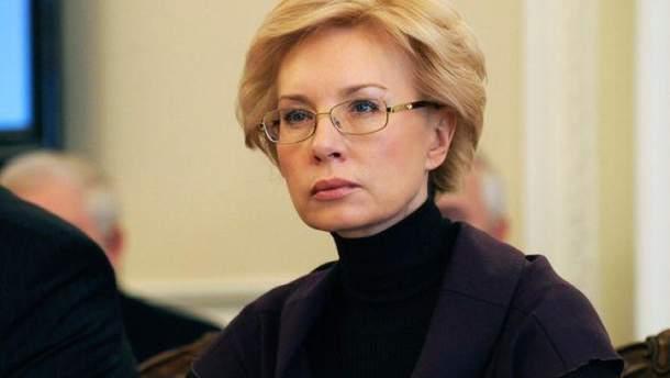 Украинский Омбудсмен попросила у России разрешения на посещение Сенцова