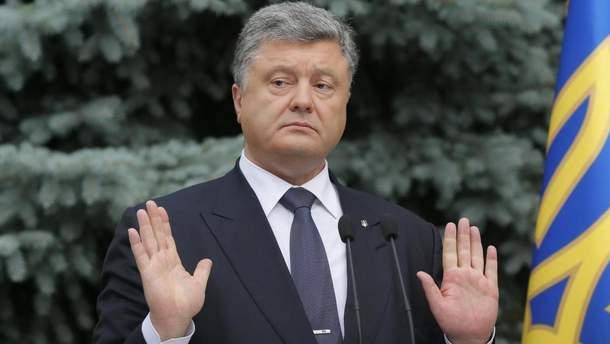 Президент України привітав рішення Ради ЄС