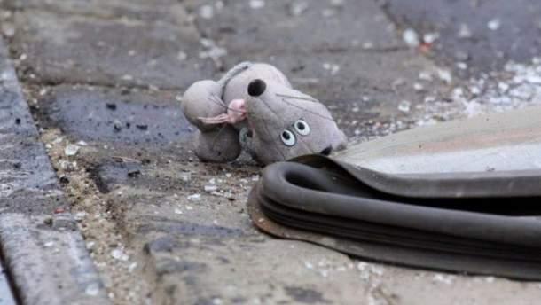 З'явилися подробиці жахливої ДТП з дитиною на Сумщині