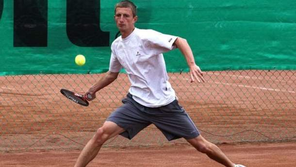 Украинского теннисиста Дмитрия Богданова дисквалифицировали за договорные матчи
