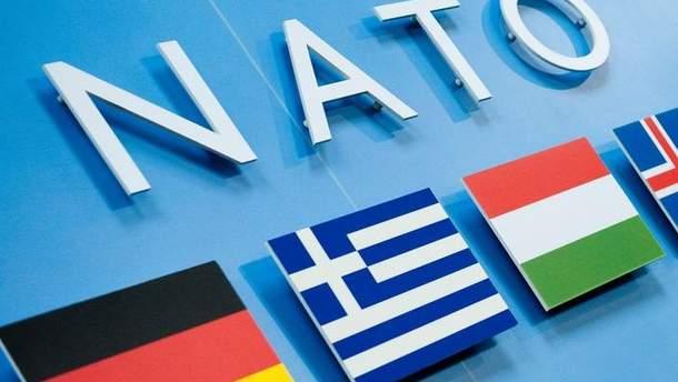 Украина и НАТО согласовали совместную дорожную карту