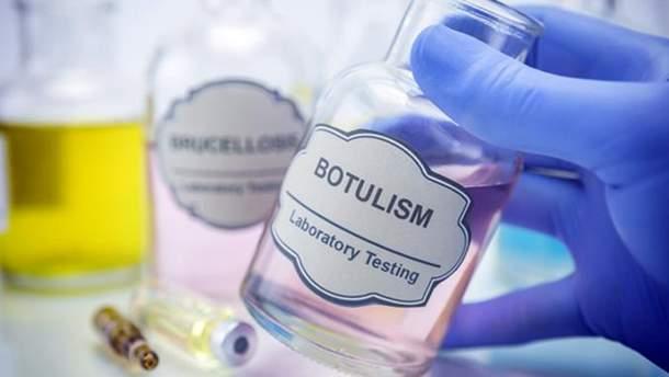 Ботулізм: одна людина загинула