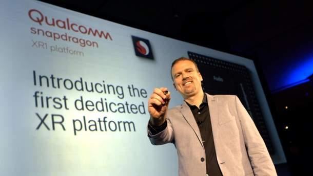Qualcomm презентував новий чіп Snapdragon XR1