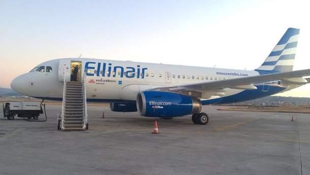 Греческая Ellinair возобновила международный рейс Львов – Салоники