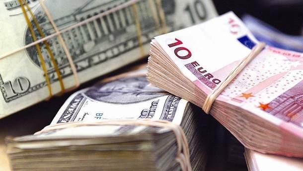 Курс валют НБУ на 31 травня: долар і євро дорожчають