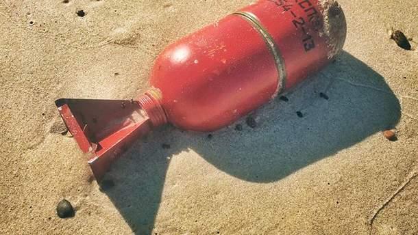 В Польше на берегу моря нашли российские ракеты для подводных лодок