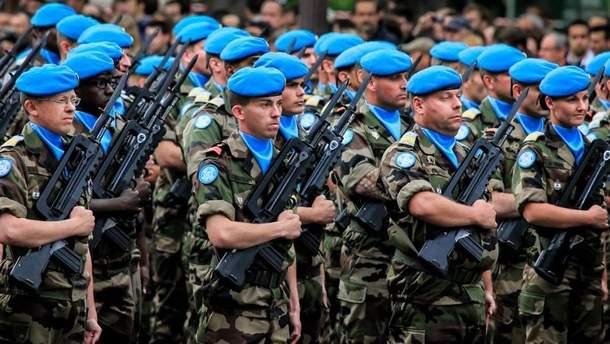 США призвали Россию согласиться на ввод миротворцев на Донбасс
