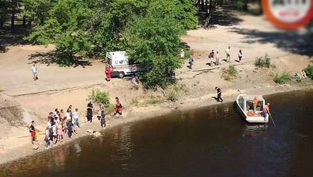 У Києві втопився школяр