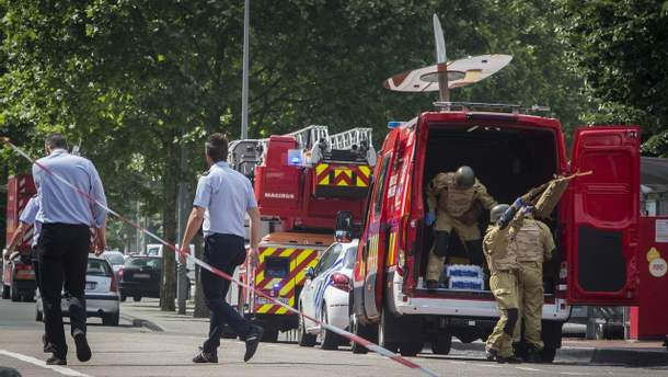 Теракт в Бельгії