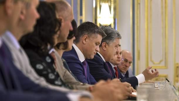 Пророшенко назначил 5 новых членов НКРЭКП