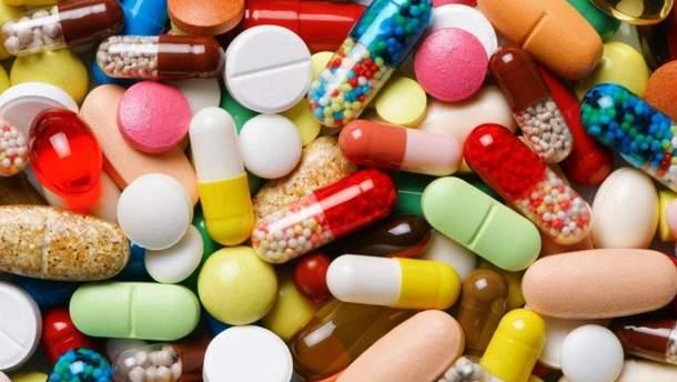 Эксперементальные лекарства